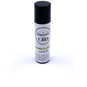 Stick à lèvre CBD